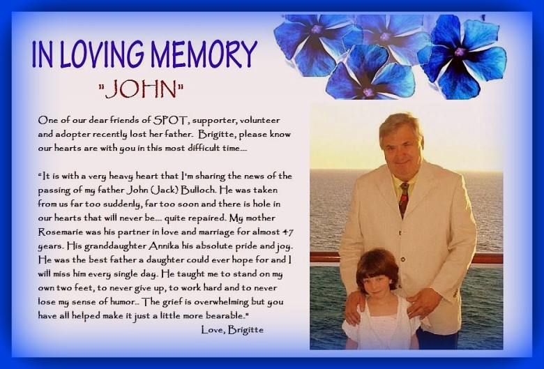 A Tribute To John…