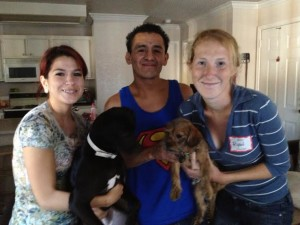 Moxie adopted