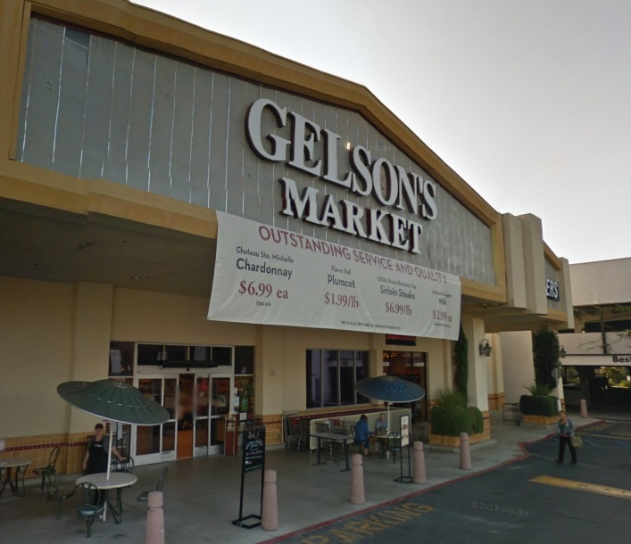 Gelson's Market Dog Adoption Event!!