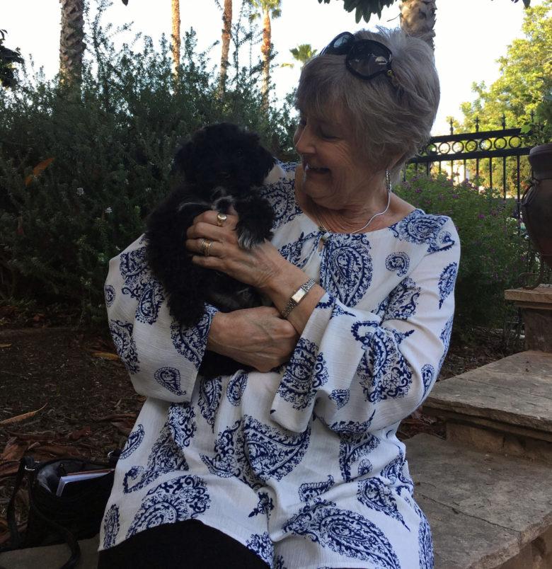 Sage has a new mama!!