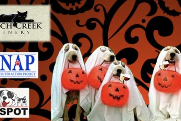 HOWL-o-WINE Party! October 15th