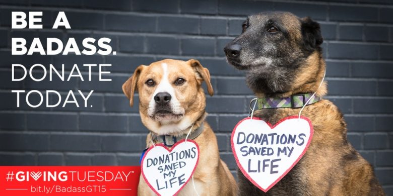 #GIVINGTUESDAY HAS BEGUN!!