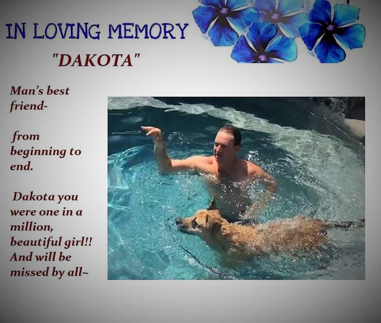 A Tribute to Dakota..